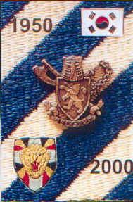 le Bataillon Belge de Corée B-50thann